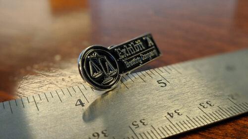 Enamel Lapel Pin